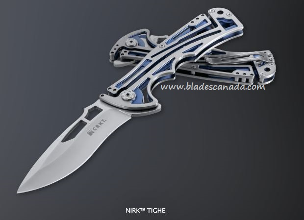 CRKT Nirk Tighe Glenn Klecker and Brian Tighe 5250 (Online Only)