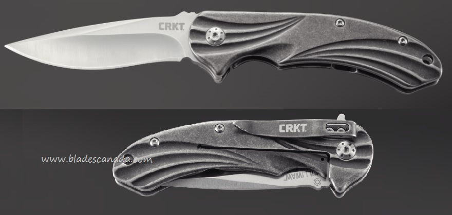 CRKT 6016 Williwaw Framelock Folding Knife 6016