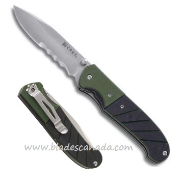 CRKT 6855 Ignitor w/Serration Assisted Opening (Online Only)