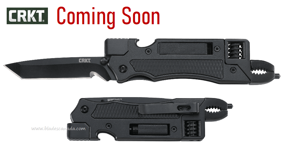 CRKT Knives Septimo Multi-Tool, CRKT7051