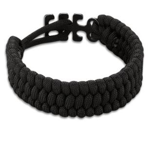 CRKT 9400K Adjustable Paracord Bracelet Black