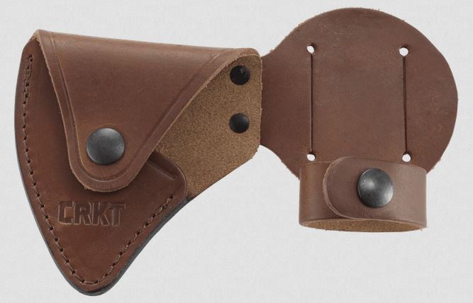 CRKT D2732 Leather Sheath for Woods Nobo