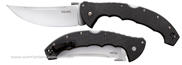 "Cold Steel 21TCTXL Talwar 5.5"" CTS XHP (Online Only)"