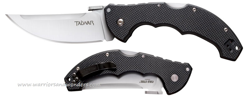 "Cold Steel 21TCTL Talwar 4"" Folder CTS XHP (Online Only)"