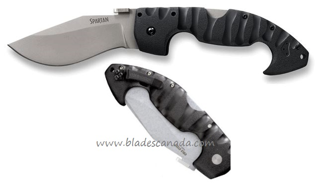 Cold Steel Spartan AUS8A Folding Knife 21S