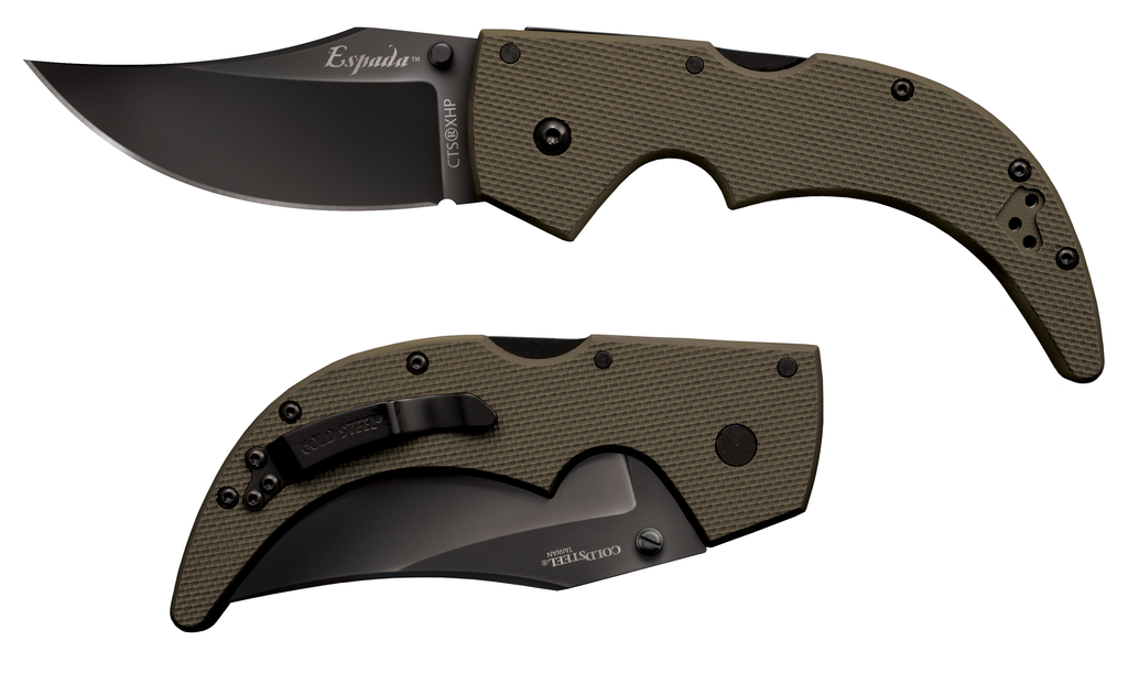 Cold Steel Espada Medium OD CTS XHP - LE 62NGMVG (Online Only)