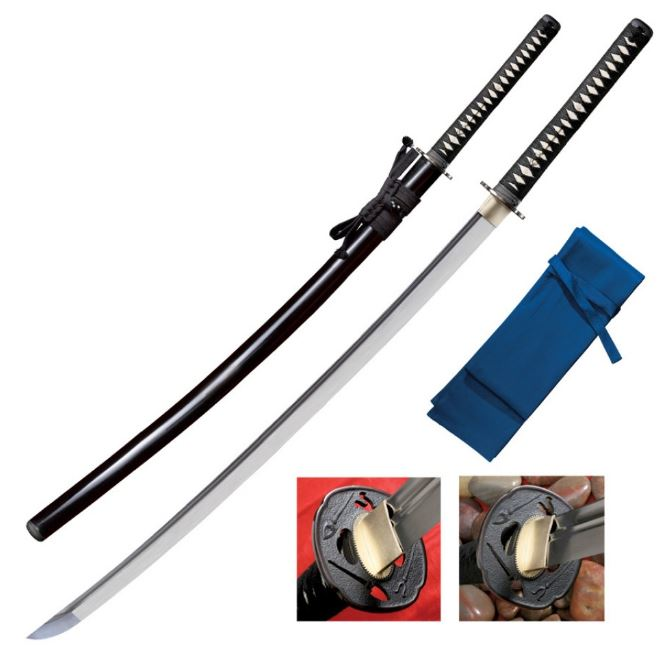 Cold Steel 88BOK O'Katana Hand-Forged (Online Only)