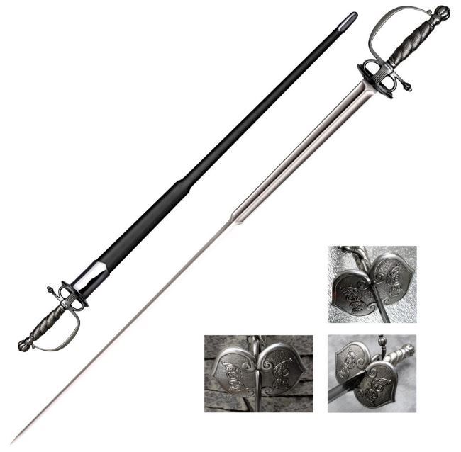 Cold Steel Colichemarde Sword 88CLMS (Online Only)