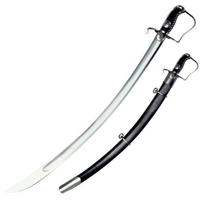 Cold Steel 1796 Light Cavalry Leather Scabbard 88S (Online Only)