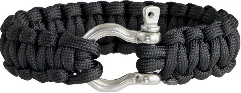 Colt 3022 SPEAR Survival Bracelet - Black