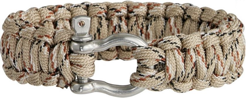 Colt 3025 SPEAR Survival Bracelet - Tan Camo