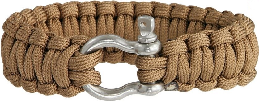 Colt 3028 SPEAR Survival Bracelet - Coyote Tan