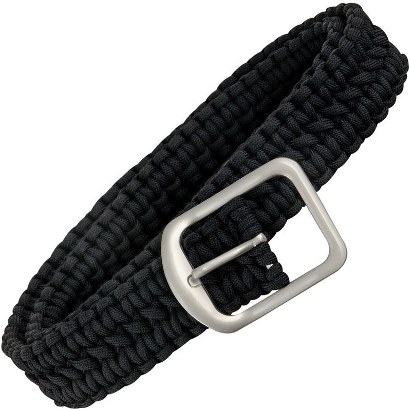 Colt 3038 Tactical Paracord Belt - Black