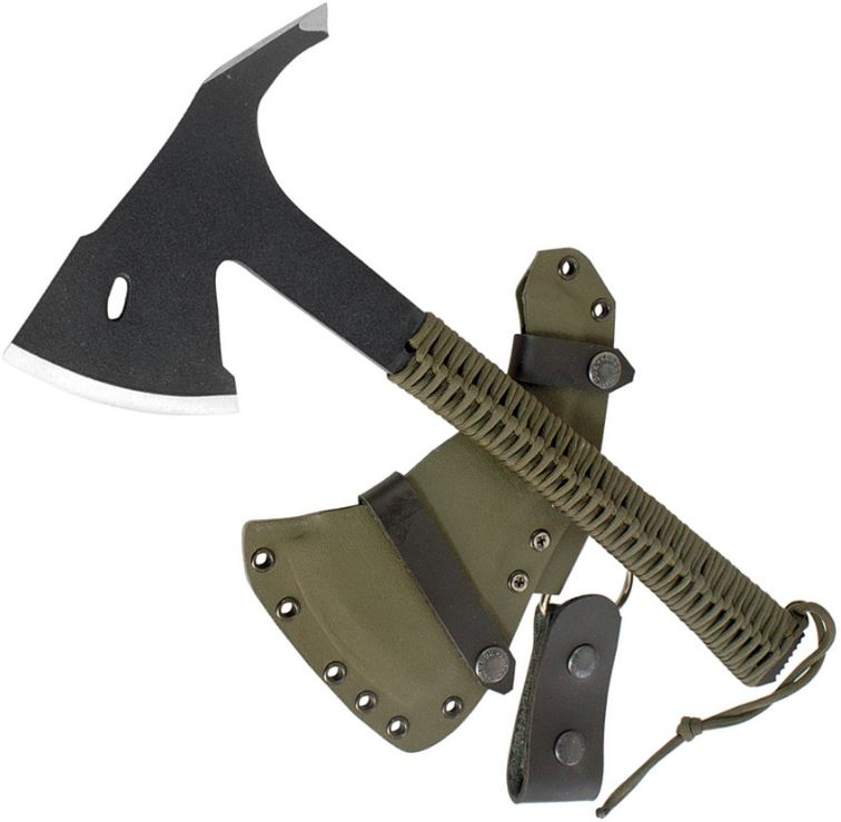 Condor Sentinel Axe, 1075 Carbon, Kydex Sheath, CTK1809-3.6