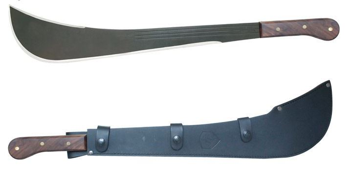 Condor CTK2090B Viking Machete w/ Leather Sheath (Online Only)