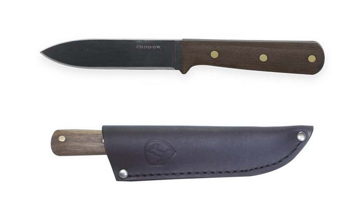 Condor CTK247-4.5HC Kephart w/ Leather Sheath (Online Only)