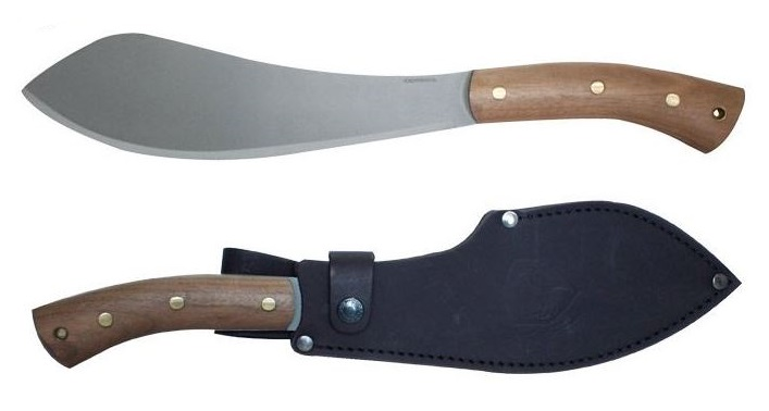 Condor CTK251-10HC Lochnessmuk Knife Leather Sheath (Online Only