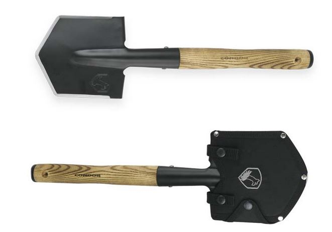 Condor Wilderness Survival Shovel CTK2818