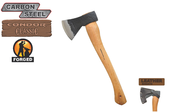 Condor CTK4070C15 Greenland Pattern Hatchet (Online Only)
