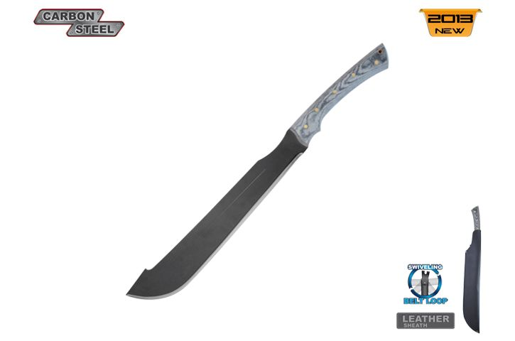 Condor CTK421-18HC Discord Machete w/Leather (Online Only)