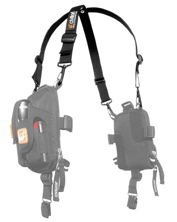 Hazard 4 Covert LT Basic Webbing Harness