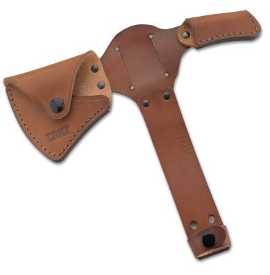 CRKT Leather Sheath for Woods Kangee D2735