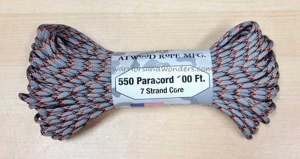 550 Paracord, 100Ft. - Die Cast