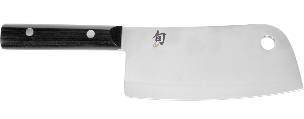 "Shun DM767 Classic 6"" Meat Cleaver"