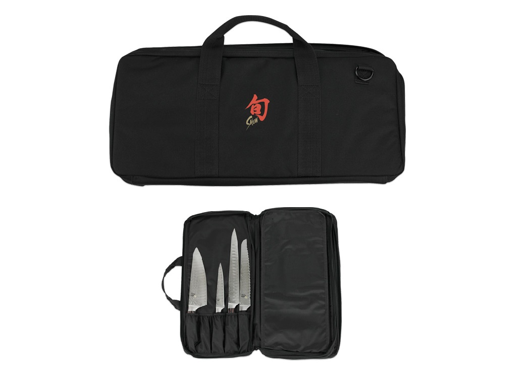 Shun DM882 20 Slot Knife Case