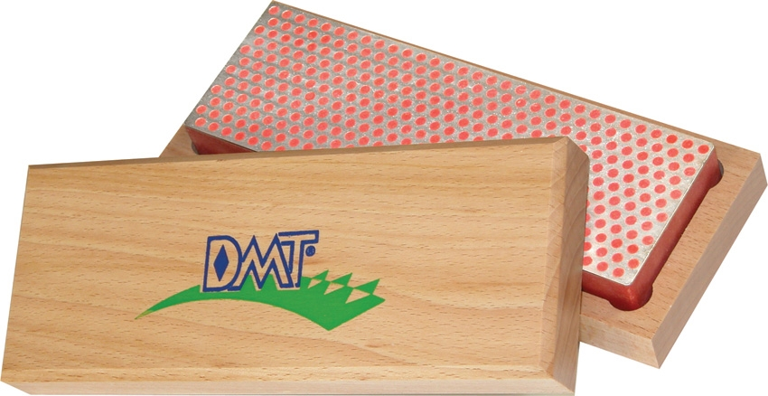 DMT Diamond Whetsone - Fine [Wood Box]