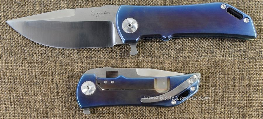 Darrel Ralph DDR 11 Dominator 3.5 Bowie - Blue/Purple