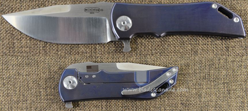 Darrel Ralph DDR 14 Dominator 3.5 Bowie - Purple Ano