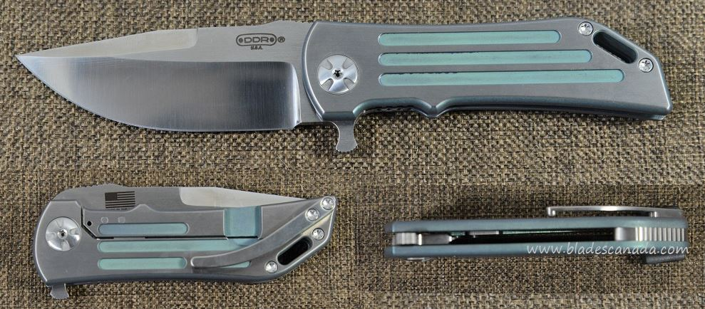 Darrel Ralph DDR 5 Dominator 3.5 Bowie - Green Grooves