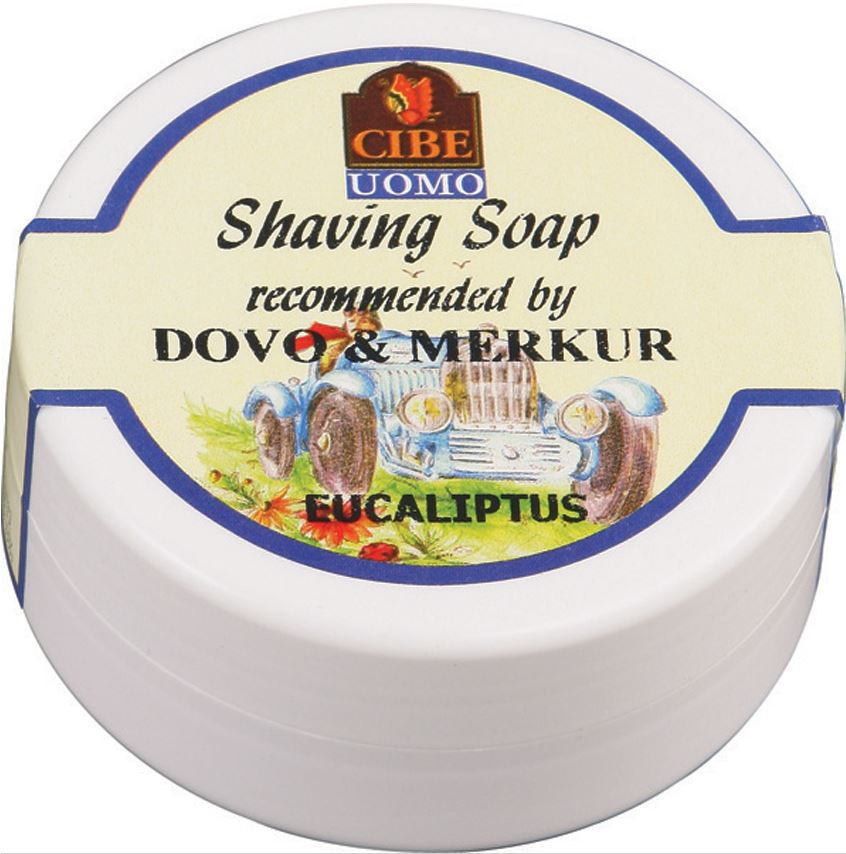 Dovo & Merkur Shaving Soap 150ml - Eucalyptus