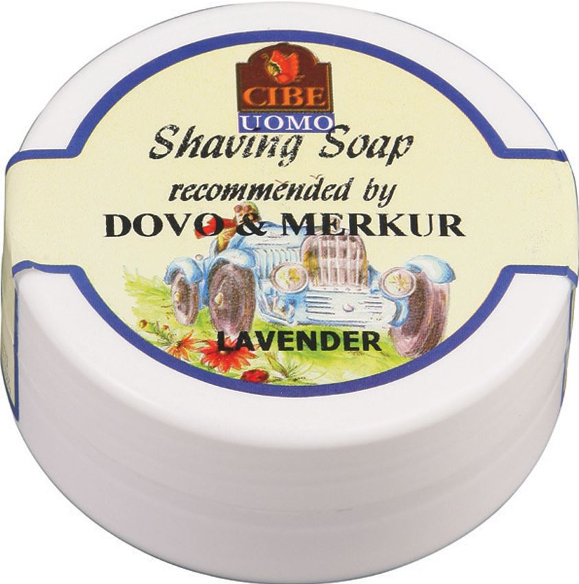 Dovo & Merkur Shaving Soap 150ml - Lavender
