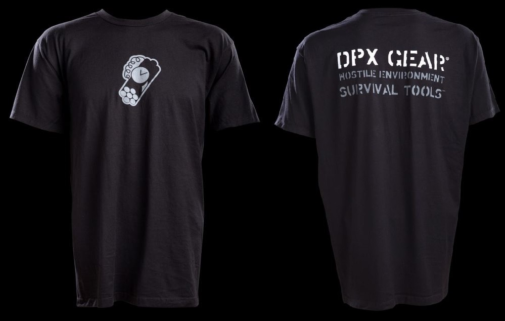 DPX HBT Centered Bomb Tee