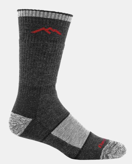 Darn Tough 1405 Hiker Boot Sock Full Cushion - Black