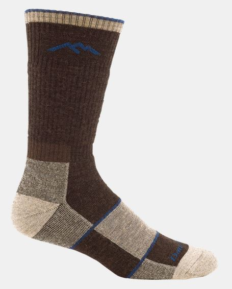 Darn Tough 1405 Hiker Boot Sock Full Cushion - Chocolate