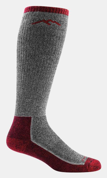 Darn Tough 1440 Mountaineering Sock Extra Cushion - Smoke