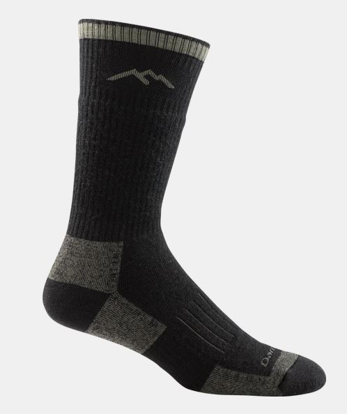 Darn Tough 2012 Hunter Boot Sock Full Cushion- Charcoal