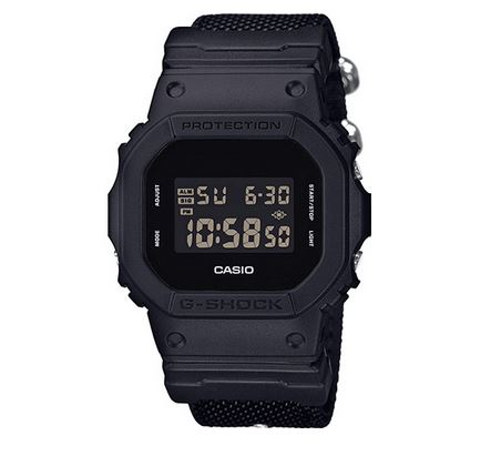 G Shock DW5600BB-1 Origin Series