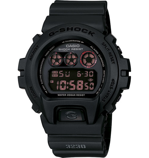 G Shock DW6900MS-1 Origin Series