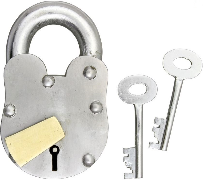 Denix 69B Old West Large Padlock