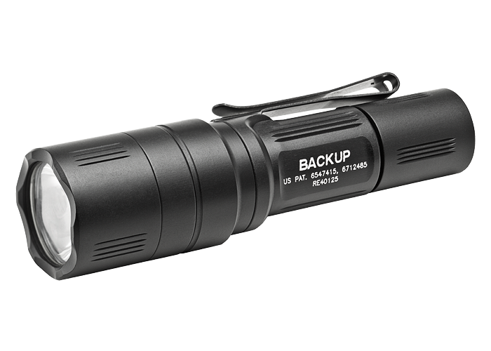 Surefire EB1 Backup 5/300 Lumens - Click Switch No Shroud