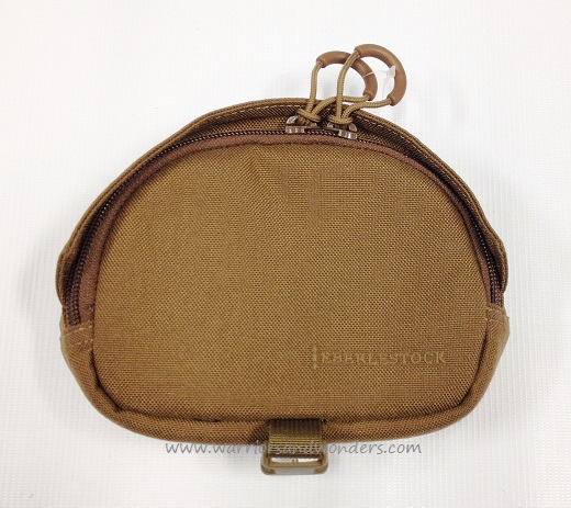 Eberlestock Padded Accessory Pouch Small- Coyote Brown [Stealth]