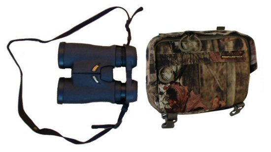 Eberlestock Padded Accessory Pouch Large - Camo (Western Slope)