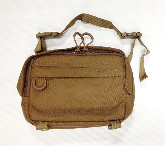 Eberlestock Padded Accessory Pouch Large - Coyote Brown