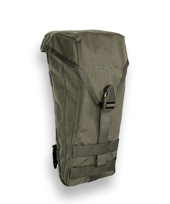 Eberlestock Saddle Bag - Military Green