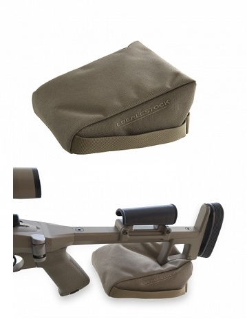 Eberlestock Triple Wedge Shooting Rest - Dry Earth