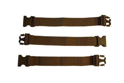 "Eberlestock 38mm x 12"" Main Compression Strap Extension Set"
